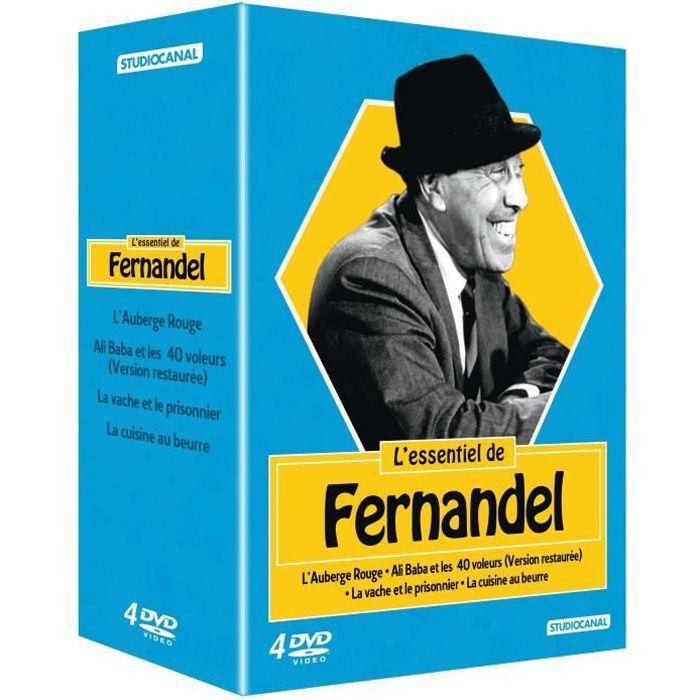 FERNANDEL - L'ESSENTIEL DVD