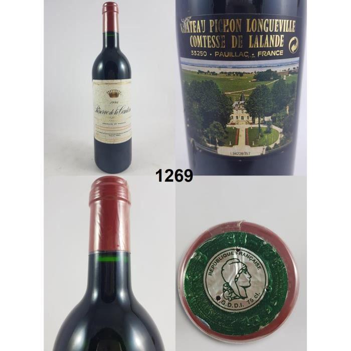 Réserve de la Comtesse 1994 - N° : 1269, Pauillac, Rouge