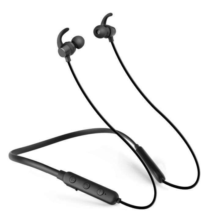 casque bluetooth sport sans fil pour iPhone, Smartphones Android et autres périphériques