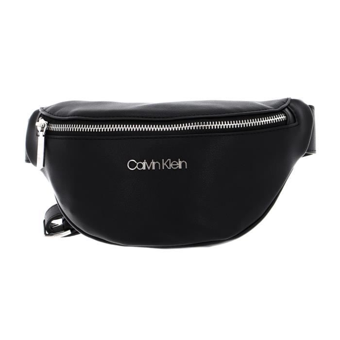 Calvin Klein Waistbag CK Black [118453] - sac banane banane
