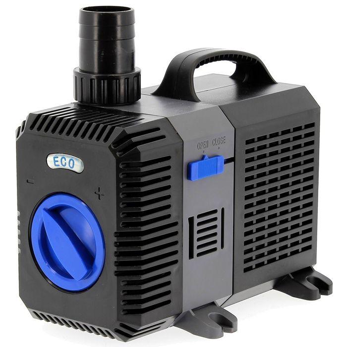 Pompe de bassin 20 W - Débit max 3600 litres-heure