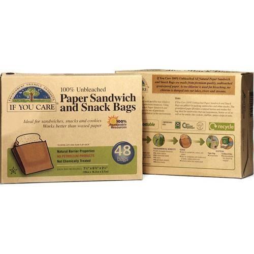Si vous vous occupez des sacs à sandwich 48 sacs