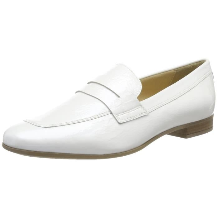 Geox Women's D Marlyna B Loafers 3CX2TK Taille-38 1-2