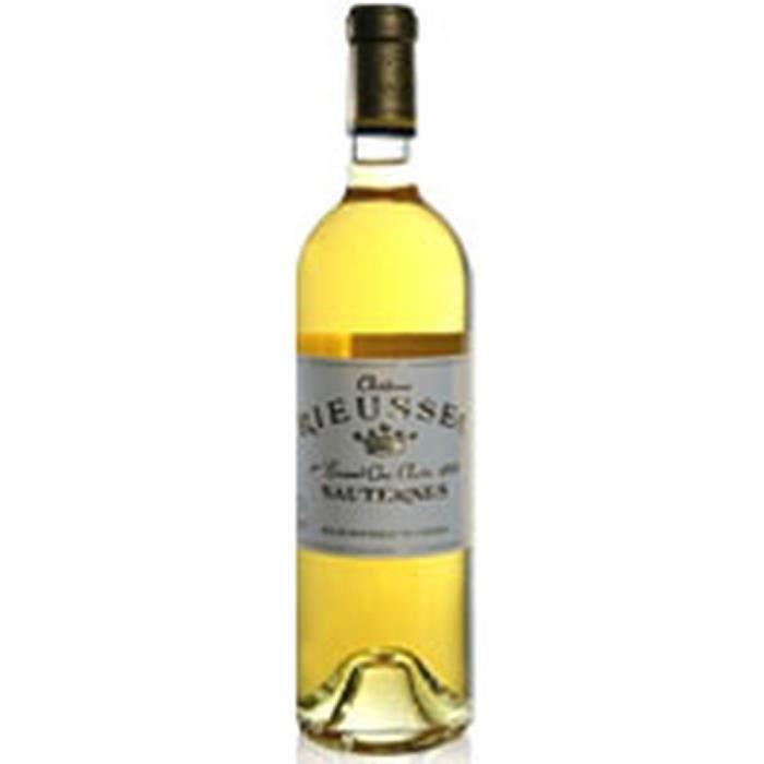 Ch. Rieussec 2002 Sauternes 75 cl - Blanc