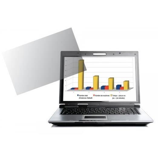 URBAN FACTORY - Filtre de confidentialité pour ordinateur portable - 14 pouces