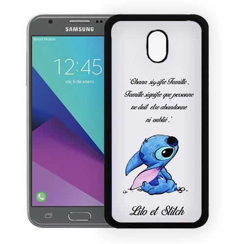 Coque Samsung Galaxy J3 2017 J330NIKE Logo Blanc Coque Compatible Samsung Galaxy J3 2017 J330