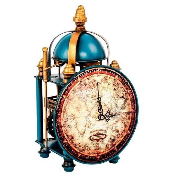 horloge pendule style ancien m canisme apparent achat vente horloge cdiscount. Black Bedroom Furniture Sets. Home Design Ideas