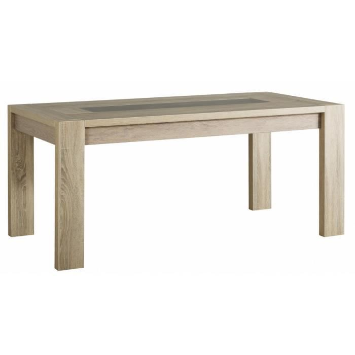 Th o table rectangulaire avec allonge achat vente - Table rectangulaire avec allonge ...