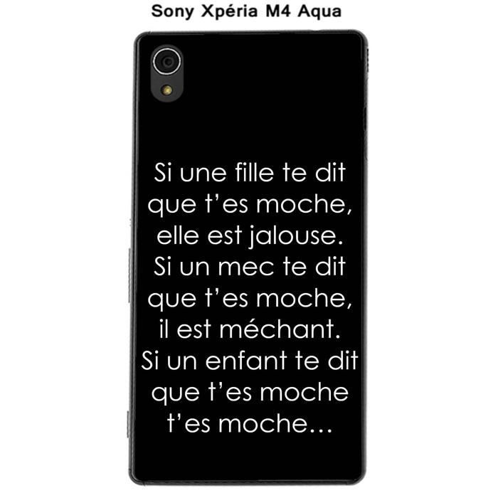 Coque Sony Xperia M4 aqua Manga
