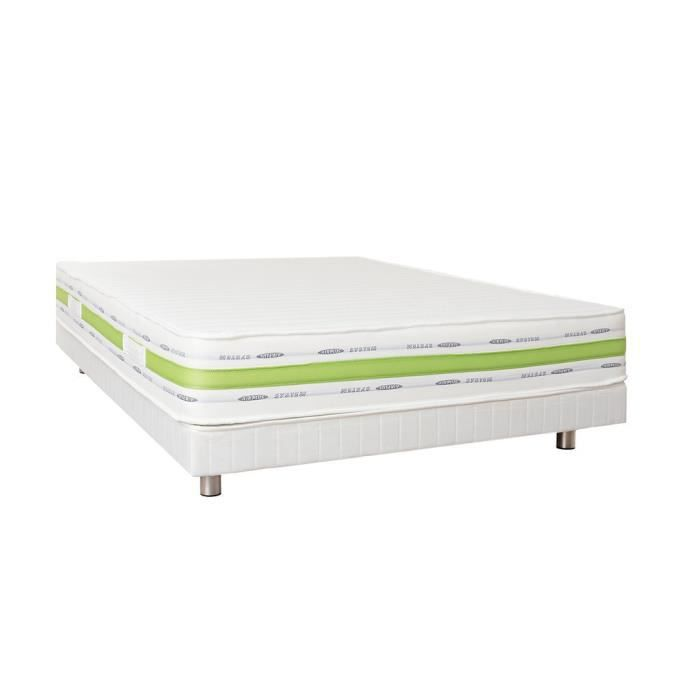 matelas latex luxe 160 x 200 x 22 cm grand confort achat vente matelas cdiscount. Black Bedroom Furniture Sets. Home Design Ideas