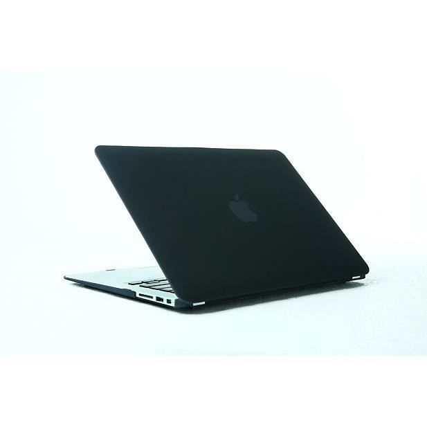 Anti glare housse de pour macbook air 11 6 black achat for Housse macbook air 11 pouces