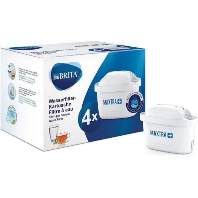 blanc Brita Maxtra Cartouches pour filtre /à eau Plastique Blanc Pack of 12
