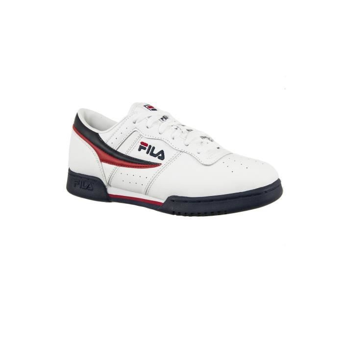 baskets mode fila 11f16lt original fitness blanc