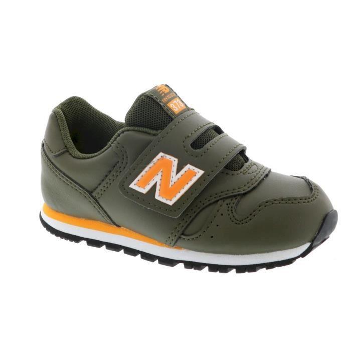 New Balance Garçon baskets Vert - Cdiscount Chaussures