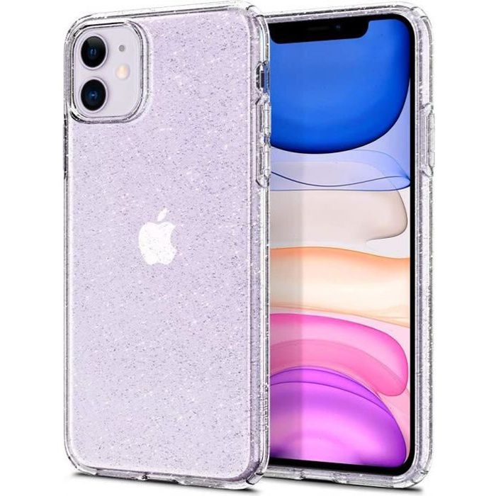 coque iphone 7 transparent spigen