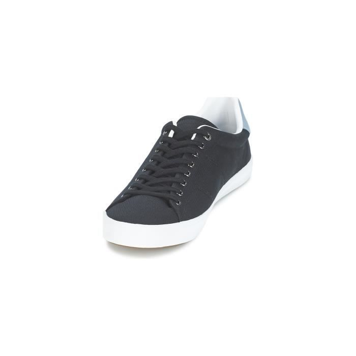 CHAUSSURES FRED PERRY HOWELLS NOIR 2G9fxG