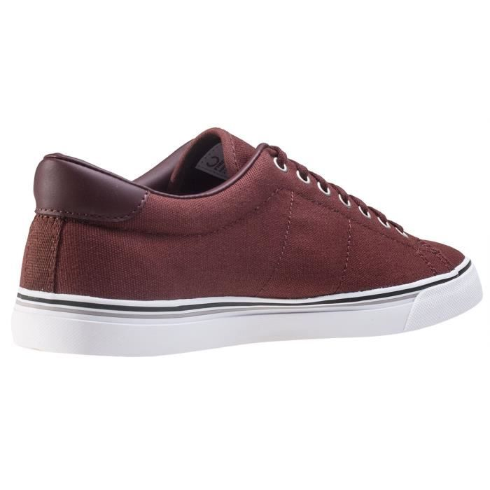 Fred Perry Underspin Hommes Baskets Henné Brûlé - 10 UK OLlth