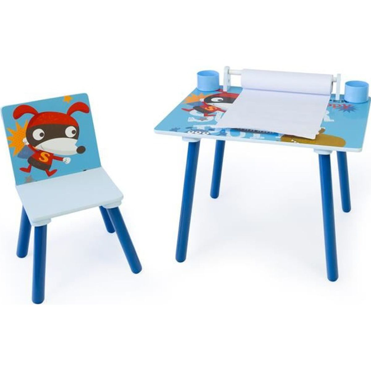 Table A Dessin Enfant