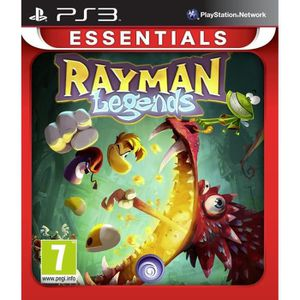 JEU PS3 Rayman Legends Essentials Jeu PS3