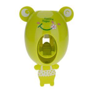 DENTIFRICE Dentifrice automatique mignon Distributeur facile
