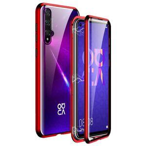 COQUE - BUMPER Coque Huawei Nova 5T / Honor 20,2 en 1 Coque d'ads