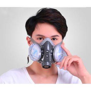 masque medical respiratoire avec filtre