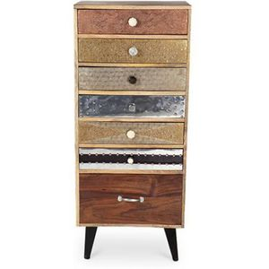 commode bois recycle achat vente commode bois recycle. Black Bedroom Furniture Sets. Home Design Ideas