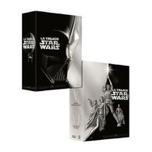 DVD FILM DVD Coffret star wars, la trilogie : un nouvel ...