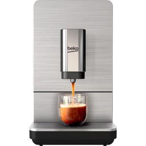 MACHINE À CAFÉ CEG5301X-Robot café Beko inox 1350W