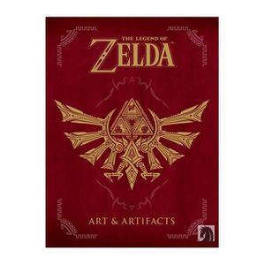 AUTRES LIVRES The legend of Zelda : art & artifacts