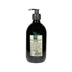SAVON - SYNDETS Savon d'Alep Liquide + Pompe - 500 ml - Boutiqu…