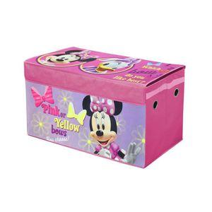MALLETTE MULTI-JEUX DISNEY Minnie Mouse Pliable stockage du coffre DUY