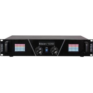 AMPLI PUISSANCE AMPLI SONO AVEC AFFICHEUR MATRICIEL LED 2 X 240W