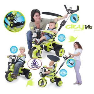 Tricycle INJUSA Tricycle City Vert