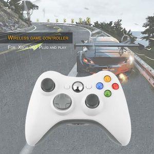 TÉLÉCOMMANDE CONSOLE Contrôleur sans fil à deux moteurs intégrés Gaming