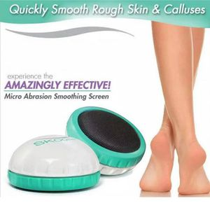 SOIN MAINS ET PIEDS Paire de Skoother Skin Smoother meulage pour pieds