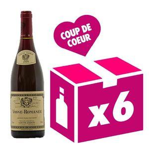 VIN ROUGE Vosne Romanée vin rouge 6x75cl Louis Jadot