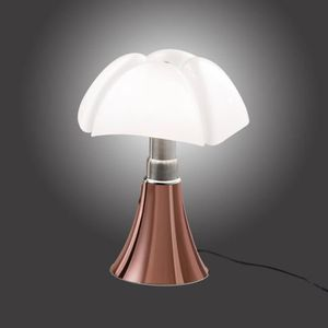 LAMPE A POSER Lampe Mini Pipistrello Cuivre On-Off