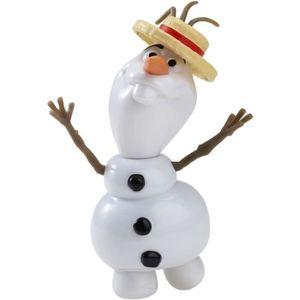 FIGURINE - PERSONNAGE Mattel La Reine Des Neiges - Olaf - Figurine Chant