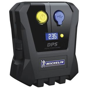 COMPRESSEUR AUTO Michelin 009518 Mini Compresseur Digital 12 V