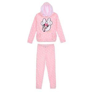 PYJAMA Minnie Mouse, Pyjama Long Femme