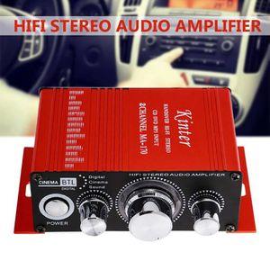 AMPLIFICATEUR HIFI NEUFU Mini Amplificateur Stéréo Hi-Fi 12V Kinter M