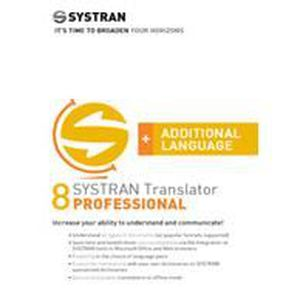 LANGUE À TÉLÉCHARGER SYSTRAN 8 Translator Professional - Additional ...