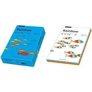 """PAPIER IMPRIMANTE papier universel """"Rainbow"""", A4, vert vif, 80g, 500"""