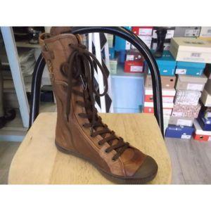 Marron PATAUGAS P32 Chaussures enfantsBottines filles LSMzGVqUp