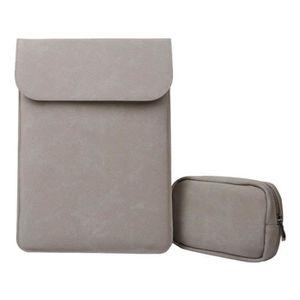 SACOCHE INFORMATIQUE Sacoche Mac intérieure en cuir 2 1 pour ordinateur