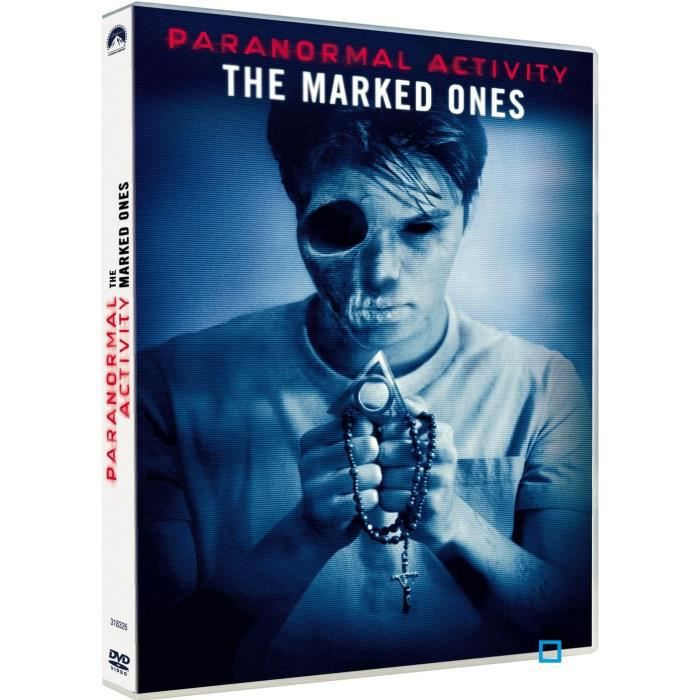DVD FILM DVD Paranormal activity the marked ones