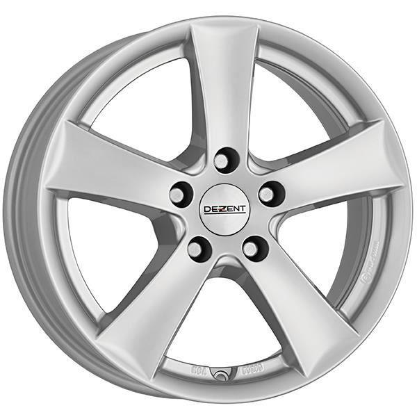 Jantes Dezent - 17 Pouces - 5 Trous - Pour Renault Megane III Cabriolet 2 Portes - 3666028431263
