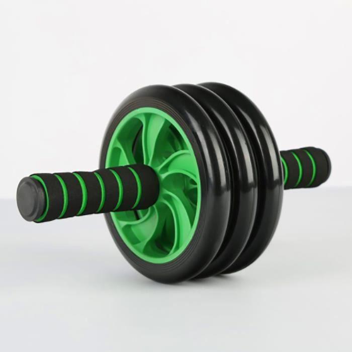 Abdominal Roller-Strong Abdominal Exercice Fitness Equipment-Abdominal Toner Fitness Exercice Equipment-Hommes et femmes Équipement