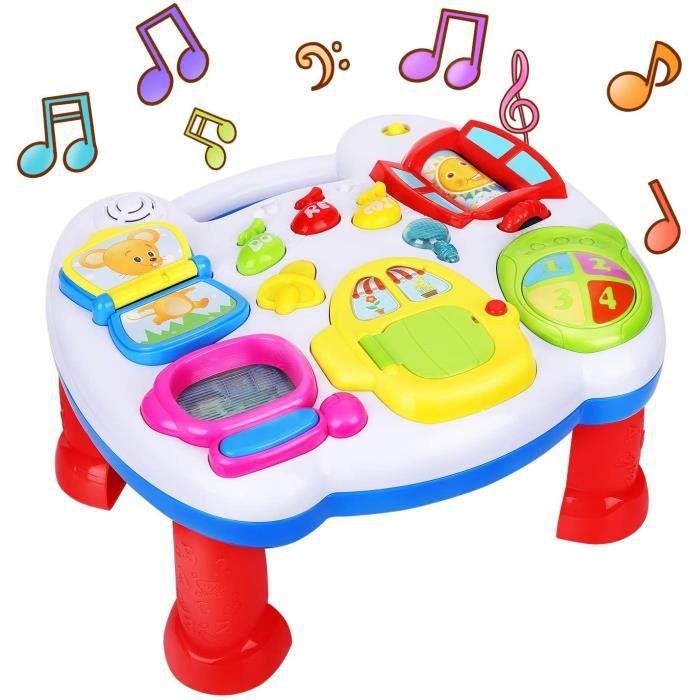 Jouet Bébé Musicaux Jouets d'éveil pour Petits